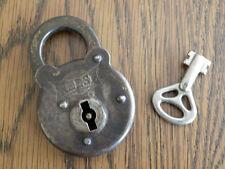 Reese antique pad lock