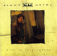 Kenny Marks-Fire Of Forgiveness CD 1992 Orig Issue! New