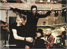 Marilyn Manson 2000 Circus Tent Freaks 8 x 11 pin-up photo print