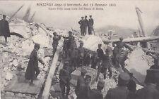 * AVEZZANO - Terremoto 1915 - Cassaforte Banco di Roma