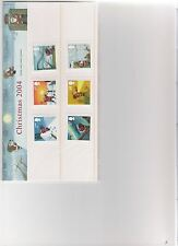 2004 ROYAL MAIL PRESENTATION PACK CHRISTMAS MINT DECIMAL STAMPS