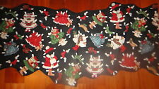 Christmas Paper Doll Clothes Accessories Cotton Fabric By the Half Yard Lenght