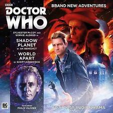 Doctor Who Big Finish: Shadow Planet / World Apart: No. 226 by A. K. Bennett,...