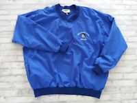 VTG 90s Circle System Group Men's Williamstown Braves Pullover Jacket XL/2XL