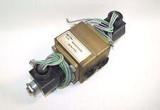 GC Valves Solenoid Valve M20 Zero Pressure Differential M207GH15C5DG5 Ser# 4100L