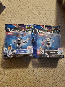 Voltron Legendary Defender - LANCE  and SHIRO Action Figure - Dreamworks NEW Lot