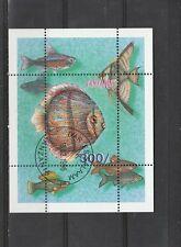 Tanzania 1998 - Vissen/Fish/Fische