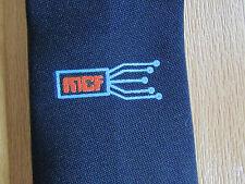MCF Computer Interest Company Logo / Staff Issue Tie