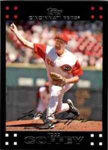 2007 Topps Todd Coffey #58 3184