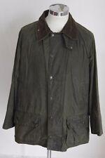 BARBOUR BEAUFORT C44 112CM vintage giubbotto giubbino cerato waxed jacket A1317