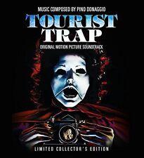 Tourist Trap / O.S.T - Tourist Trap (Original Soundtrack) [New CD]