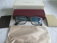Oliver Peoples brown glasses frames. OV 5332 1474 Ryce. New with case.