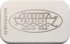 Survco Tactical SRV04 Ultimate Survival Tin