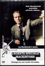 L'AGENTE SPECIALE MACKINTOSH - DVD NUOVO E SIGILLATO, PRIMA STAMPA, NO EDICOLA