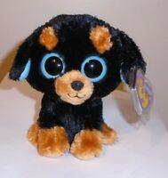 2020 Ty Beanie Boos-Baxter O Cachorro Bulldog// exclusivo Claire/'s Novo 6 polegadas
