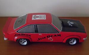 Custom Jim Beam Holden Torana A9X Resin 1/18 model  v8 muscle car