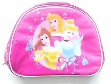DISNEY PRINCESS INSULATED SCHOOL LUNCH BOX SANDWICH COOL BAG OFFICIAL