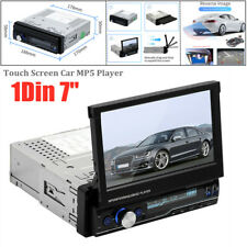 """7"""" 1Din Touch Screen Android Bluetooth USB GPS Car Stereo Audio Radio MP5 Player"""