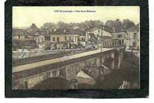 cpa 40 TARTAS - Pont de la Midouze