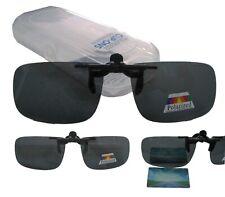 Polarisierte Sonnenschutz Brillen Aufsatz Sonnenbrille-Aufsatz Clip-on