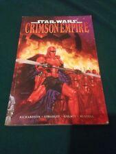 Star Wars Crimson Empire, Trade Paperback (TPB) Graphic Novel