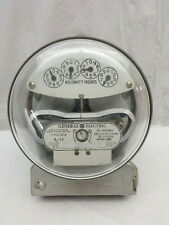 Vintage General Electric Single Phase Watthour Meter Model Ar4 Type I 30 A