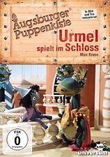 AUGSBURGER PUPPENKISTE - URMEL SPIELT IM SCHLOSS   DVD NEU