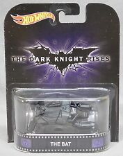 Hot Wheels Retro Entertainment The Bat - The Dark Knight Rises - MJ Exclusive