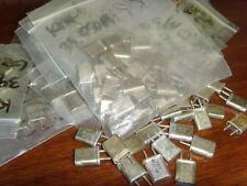 CR81/U HC49/U HC18/U HC25/U crystals for KPRC-6,PRC-6/6,TR-PP-11, PRT-4 Radios