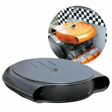 Deluxe Retro Style Cadillac Olds Oldsmobile Steel Air Cleaner w/ Filter Hardware