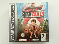 The Ant Bully For Nintendo Game Boy Advance GBA (New & Sealed)