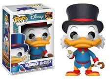 Scrooge McDuck POP Figure #306 Duck Tales Disney Funko New!