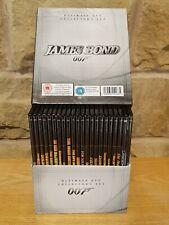 JAMES BOND 22 DVD BOX SET USED BUT EXCELLENT CONDITION