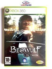 Beowulf Xbox 360 Nuevo Precintado Retro Videojuego Sealed Brand New PAL/SPA