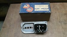 NOS GM 56-64 CHEVY TRUCK & COMMERCIAL UTILITY DD AMMETER GAUGE 1501740 10 20 30