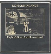 "RICHARD DIGANCE - ENGLAND'S GREEN AND PLEASANT LAND - 12"" VINYL LP"