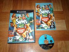 LES SIMS 2...animaux & cie... jeu complet...sur Game Cube
