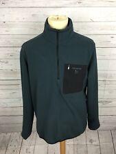 Men's Craghoppers Pull Over Fleece Jacket - Medium - Blue - Great Condition