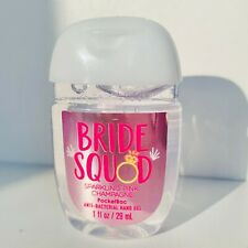BRAND NEW Bride Squad - Sparkling Pink Champagne