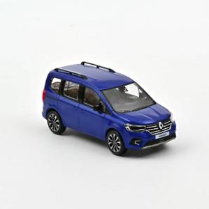 1/43 Norev Renault Kangoo Ludospace 2021 Blue Neuf Boite Livraison À Domicile