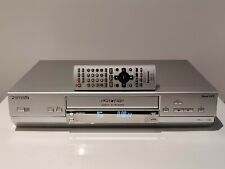 Panasonic NV-SV121EB S-VHS Super VHS VCR TBC DNR for best digital transfer