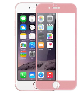 2X For iPhone 8 iPhone 7 Plus 3D Full Coverage Tempered Glass Screen Protector
