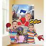 Spiderman Fiesta Foto Pared Creador Ambiente Telón de Fondo Decoración + 11 Foto