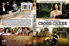 Cross Creek ~ New Dvd ~ Mary Steenburgen, Peter Coyote (1983) Lge