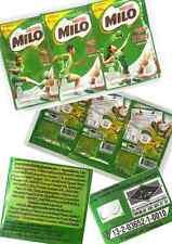 12 pcs. Nestle Milo 3in1 Hot drink chocolate malt cooked success Mix milk powder