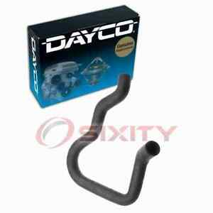 Dayco Upper Radiator Coolant Hose for 1984-2000 Jeep Cherokee 2.5L L4 Belts xr