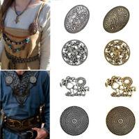 Retro Nordic Brooches Accessories Phoenix Dragon Totem Breastpin Jewelry