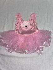 Pink ballet style tutu dress toddler/infant size 6-12 months Princess Expression