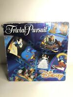 Trivial Pursuit Disney Board Game Animated Picture Edition - 1999 Rare  (93)