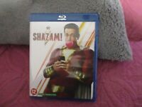 "BLU-RAY NEUF ""SHAZAM"" Zachary LEVI, Asher ANGEL / David F. SANDBERG"